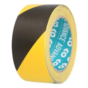 Advance AT8 jaune noir 50mmx33m