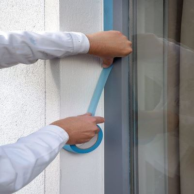 film protection fenêtres Tesa 4848 1