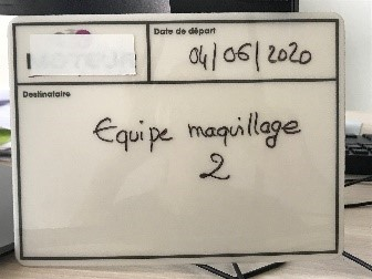 plaque de signalisation flight case